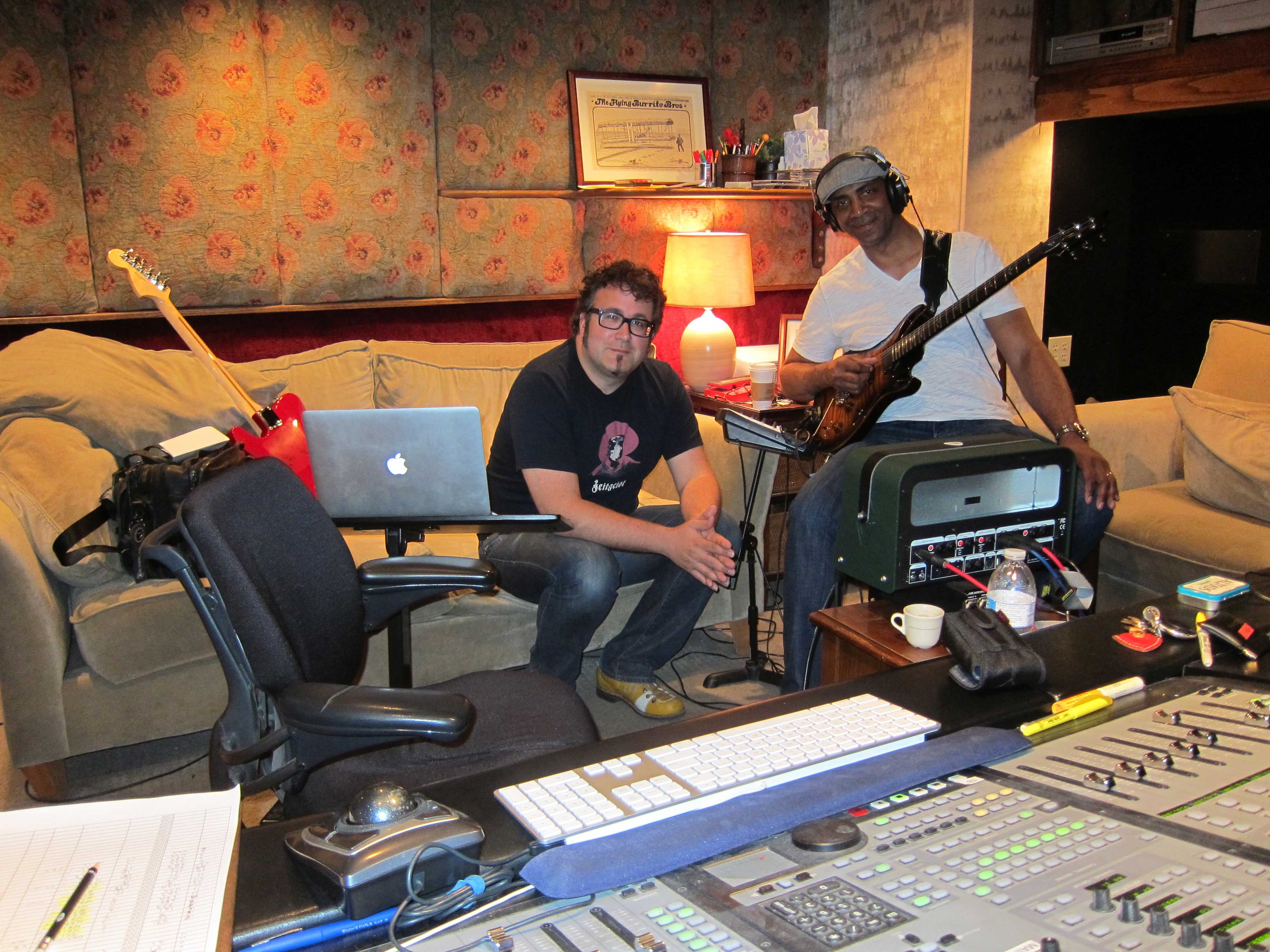 Recording-with-the-great-Randy-Bowland—LA-2014
