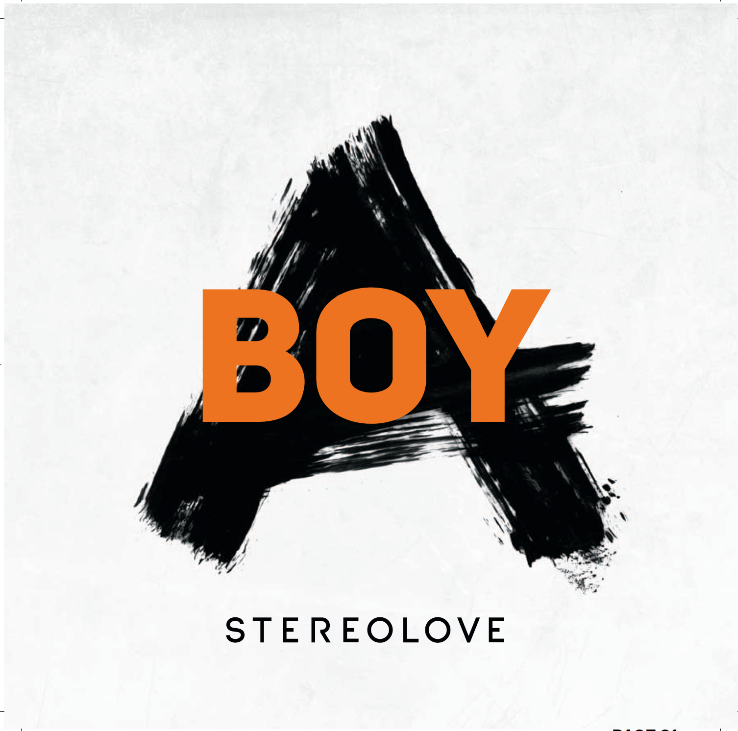 2015 Boy A, Stereolove
