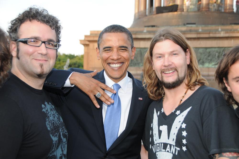 Obama Reamonn Patrice – 2