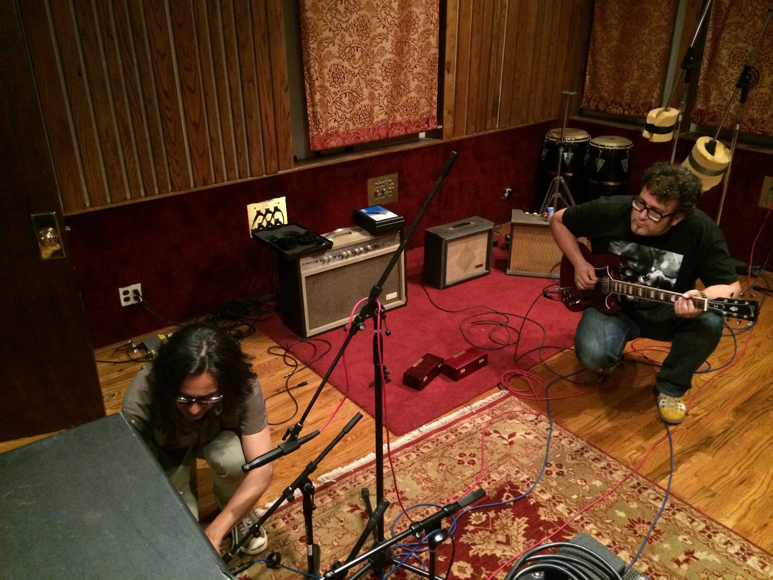 Recording-with-one-of-the-best-Engineers-Paul-'Fig'-Figueroa—LA-2014