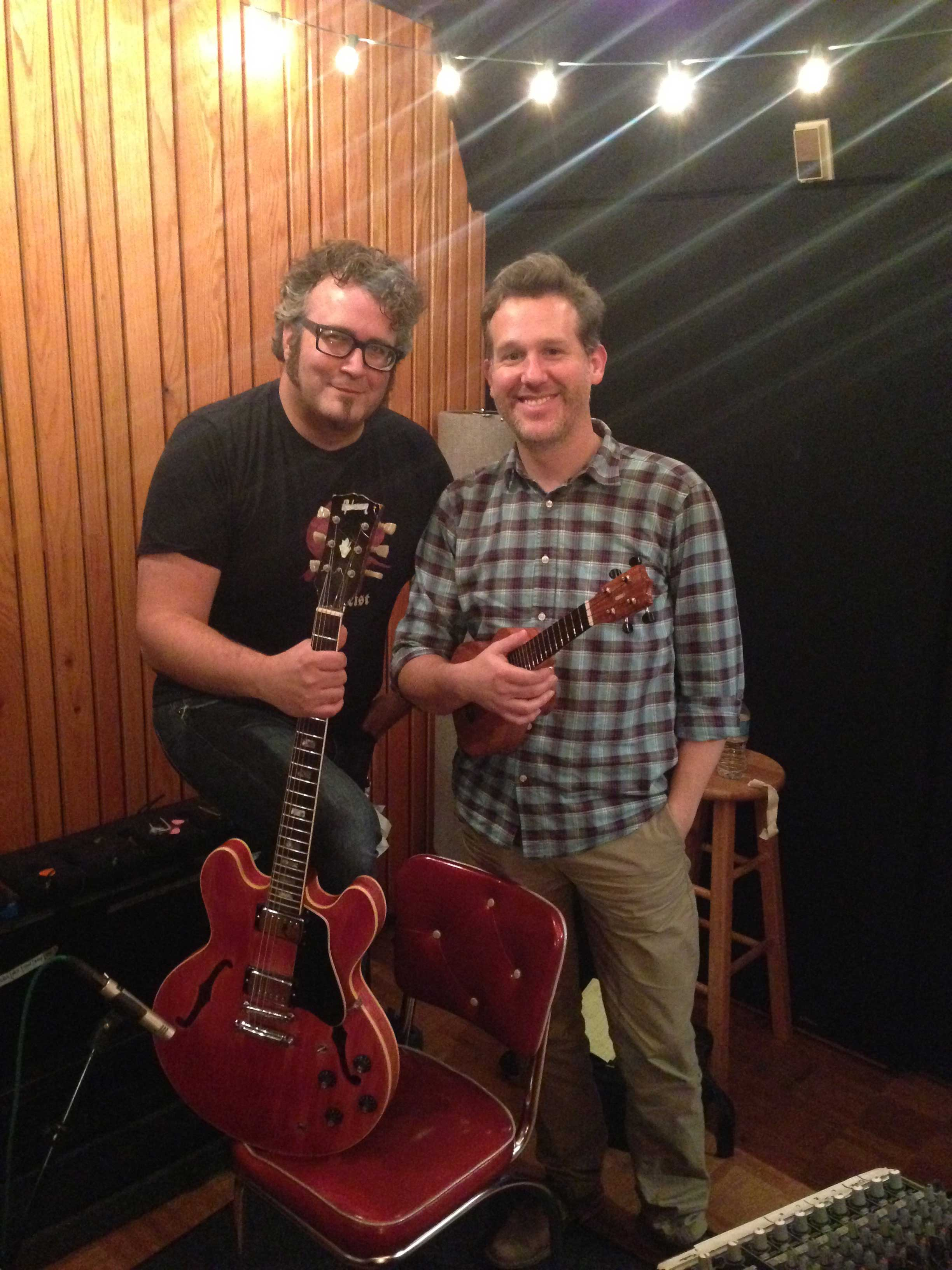 Working-with-the-amazing-Bryan-Sutton—Nashville-2013